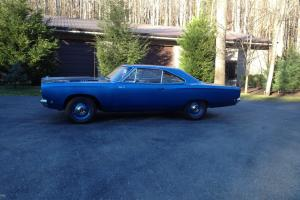 Plymouth : Road Runner 2DR Hardtop