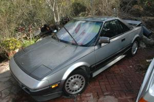 Toyota : MR2 SUPERCHARGED