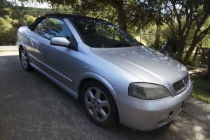 Holden Astra 2002 Convertible in Ryde, NSW