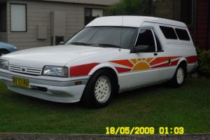 Ford Falcon Panelvan Sundowner