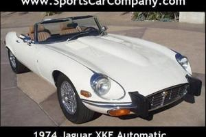Jaguar : E-Type ROADSTER