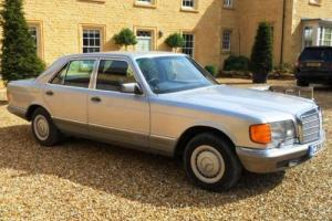 1985 Mercedes-Benz 380SE Saloon