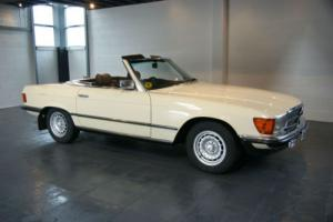 1984 MERCEDES 280SL – 67,000 MILES from new
