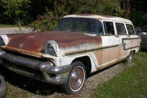 Mercury : Monterey 4DR STATION WAGON Photo