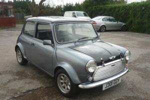1992 Rover Mini City E with Carbon Fibre Additions