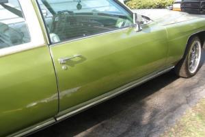 Cadillac : DeVille
