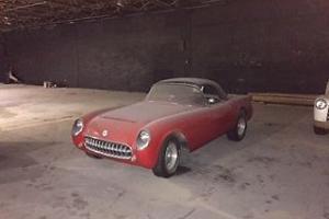 Chevrolet : Corvette Black