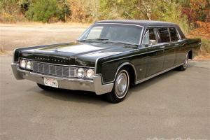 Lincoln : Continental Lehmann Peterson