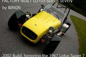 Lotus : Super Seven