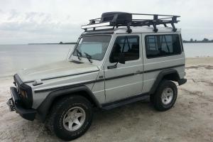 Mercedes-Benz : G-Class expedition G