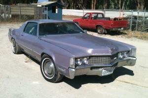 Cadillac : Eldorado Deluxe Photo