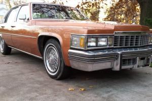 Cadillac : Fleetwood d'elegance