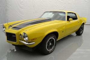 Chevrolet : Camaro Z28 with 350ci V8 Aluminum Heads