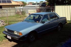 1981 Datsun Bluebird Sedan Great Original Condition in Acacia Ridge, QLD