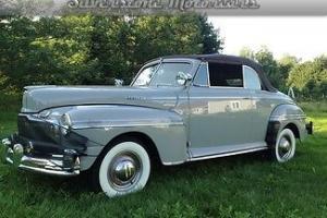Mercury : Other 8 Club Cabriolet