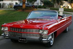Cadillac : DeVille CONVERTIBLE - BUCKET SEATS - 92K MI