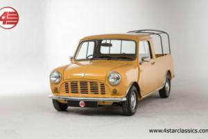 FOR SALE: British Leyland Mini Pick-up for Sale