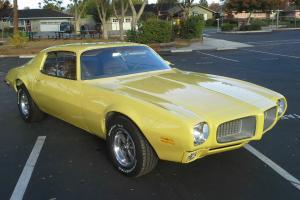 Pontiac : Firebird Esprit