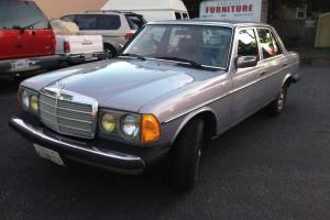 Mercedes-Benz : 300-Series Turbodiesel