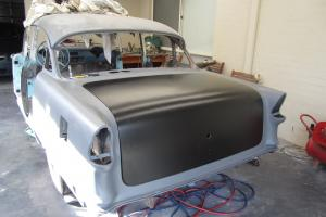 1955 Chev Belair Sedan Project NO Rust NEW Panels