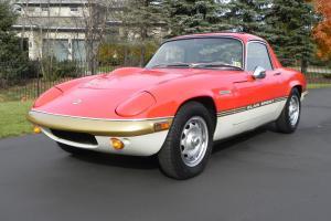 Lotus : Other Elan Sprint Coupe Photo
