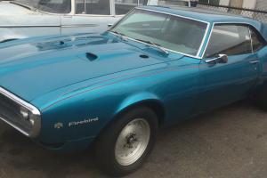 Pontiac : Firebird SET UP FOR 1/4 MILE RACING