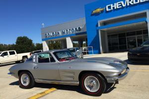 Chevrolet : Corvette Bucket seats