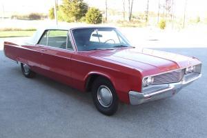 Chrysler : Newport Base Convertible 2-Door