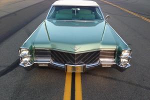 Cadillac : DeVille 2 Door Convertible