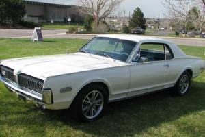 Mercury : Cougar base couope 2 door Photo