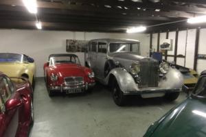 1937 Rolls Royce V12 Phantom lll