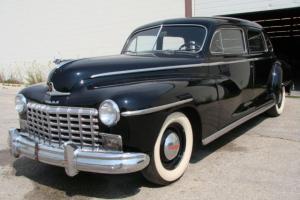 Dodge : Other Seven passenger limousines