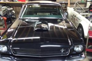 Ford : Mustang Coupe Drag/Race Car Project
