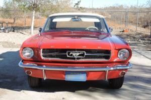 Ford : Mustang Convertible Basic