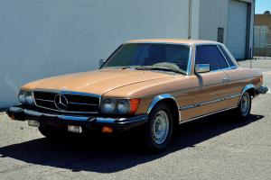 Mercedes-Benz : SL-Class Immaculate-450 SLC-Low Miles-Serviced-NO RESERVE