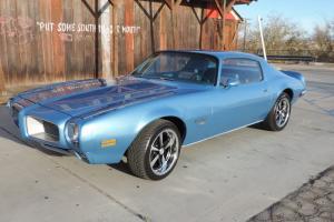 Pontiac : Firebird trans am formula