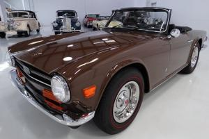 Triumph : TR-6 JUST COMPLETED BEAUTIFUL RESTORATION! STUNNING!