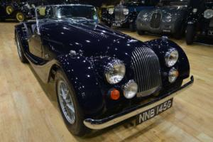 1969 Morgan Plus Eight with rare Moss Gear Box. Photo