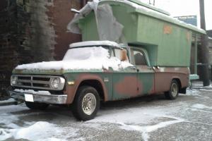 Dodge : Power Wagon 4 Door