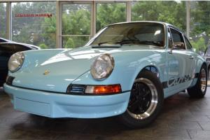 Porsche : 911 Carrera RS