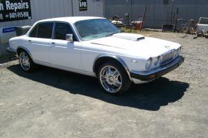 Jaguar Chev Drag CAR
