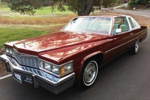 Cadillac : DeVille AWARD WINNING CAR