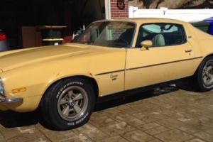 Chevrolet : Camaro RS LT