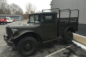 Dodge : Power Wagon Army