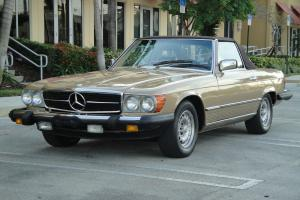 Mercedes-Benz : 300-Series 380 sl