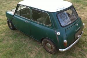 Mini Cooper S MK 11 1966 Model Barn Find ALL Original With Twin Barrel Webber in Lilydale, VIC