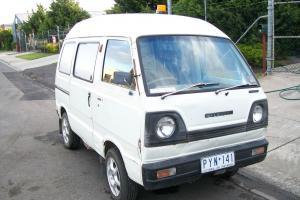 Suzuki Carry VAN HI TOP 1983 Model