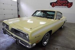 Plymouth : Barracuda FullyRestoredExcelCond318V8Drive Home