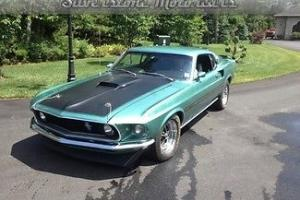 Ford : Mustang Mach I