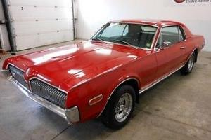 Mercury : Cougar Runs&Drives Great Body & Interior VGood